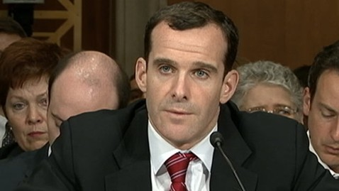 abc brett mcgurk thg 120608 wblog Iraq Ambassador Nomination Jeopardized by Racy Emails to Journalist