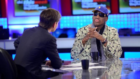 abc dennis rodman this week 4 jt 130303 wblog Dennis Rodman: Kim Jong Un Wants President Obama to Call Him