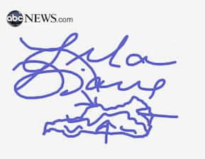 abc diane sawyer rnc doodle 120828 sst2 Live Blog: Republican National Convention Day 3; Paul Ryan, Ann Romney, Mia Love