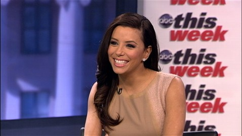 abc eva longoria this week jt 130120 wblog Eva Longoria: Immigration a Broken System
