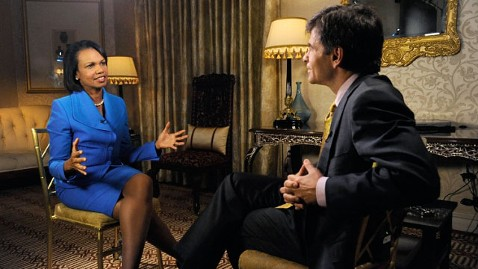 abc george stephanopoulos condoleezza rice ll 111031 wblog Condoleezza Rice on the Moment She Thought President Bush Could Have Been Poisoned