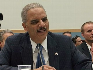 VIDEO: Rep. Darrell Issa grills Eric Holder about Obama administration's Labor Department nominee.