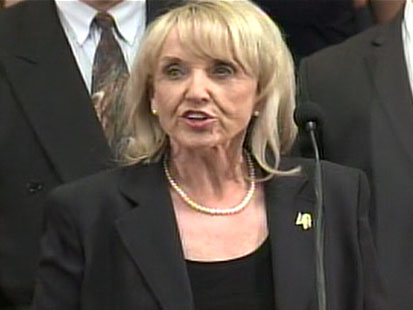 abc jan brewer 100423 main Wheres Jan Brewer? Arizona Governor Takes Secret Trip