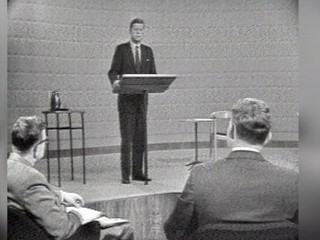 VIDEO: JFK and Nixon debate the issue of the national debt.