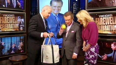 abc joe biden dm 111116 wblog Biden Surprises Regis Philbin With Bag of Balls