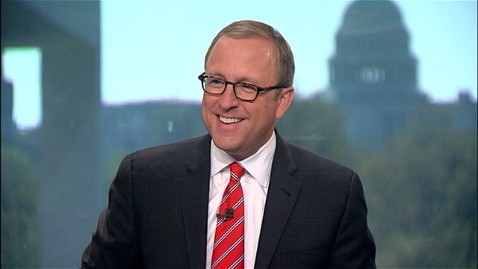abc john karl this week jt 130414 wblog Jon Karl Discusses What Its Like Covering a President