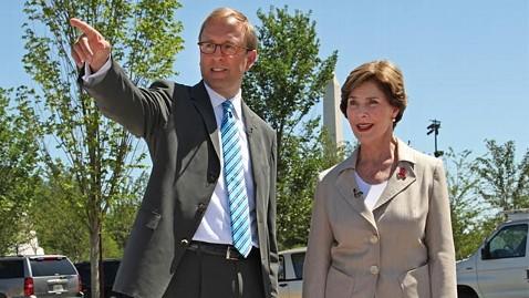 abc jon karl laura bush ll 120725 wblog Laura Bush on Skipping GOP Convention, Commitment to AIDS Initiatives