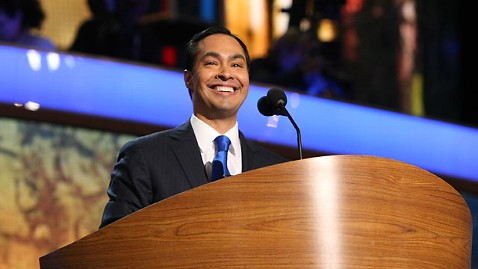 abc julian castro nt 120904 wblog Live Blog: Democratic National Convention 2012; Michelle Obama, Julian Castro