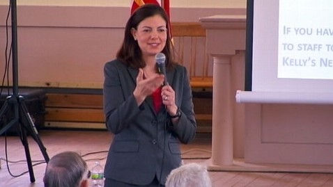 abc kelly ayotte 130502 wblog Ayottes Gun Vote Follows Her to N.H. Town Hall