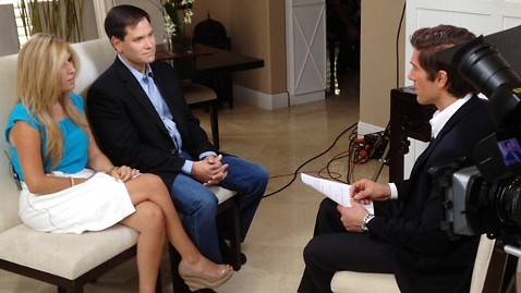 abc marco rubio wife nt 120618 wblog Sen. Marco Rubio Talks About His Mormon Childhood