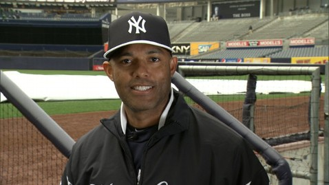 abc mariano rivera this week jt 130413 wblog Sunday Spotlight: Mariano Rivera on the Responsibility of Wearing No. 42