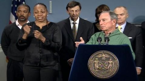 abc mayor bloomberg jef 121102 wblog Bloomberg Ignores Critics, Says NYC Marathon Will Go On