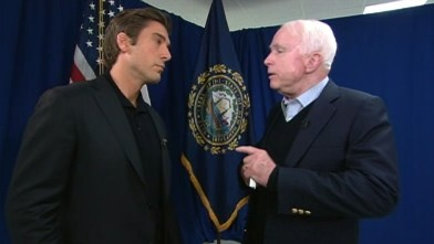 abc mccain superpac 120113 wb John McCain:  SuperPACs Will Destroy Political Process, Predicts Scandal Because of Them