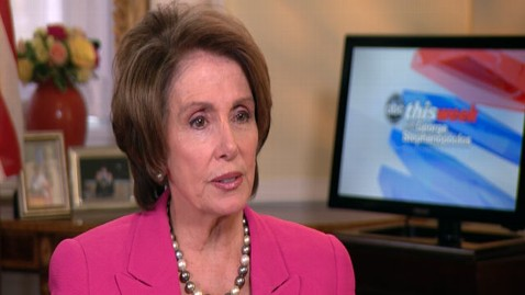abc nancy pelosi lt 120520 wblog Nancy Pelosi Defends Dems Rev. Wright Fundraising Appeal