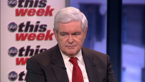 abc newt gingrich this week jt 121118 wblog Sunday Sound: Heard on the This Week Roundtable