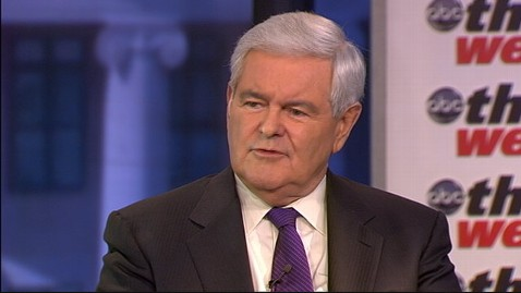 abc newt gingrich this week jt 130217 wblog Newt Gingrich: Ill take a Paul Ryan Position on the Possibility of a Political Run
