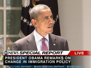 Obama Remarks On Immigration Reform