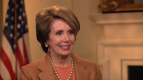 abc pelosi this week mi 121116 wblog Nancy Pelosi: No Fiscal Cliff Deal Without Tax Rate Hike For Wealthy