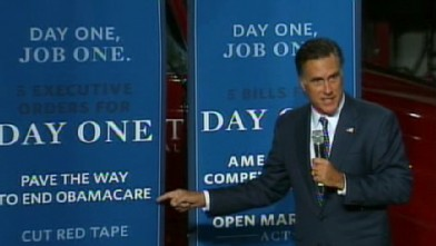abc pol romney vegas 110906 wb Want to Spend the Day With Mitt? If Youre Lucky, You Can