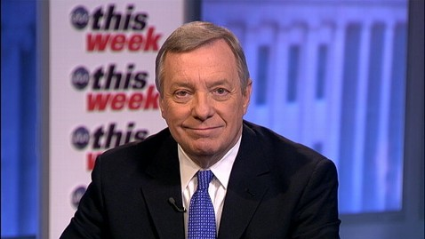 abc richard durbin this week jt 121125 wblog Sen. Dick Durbin: Medicare, Medicaid Fair Game in Talks to Avoid Fiscal Cliff