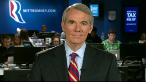 abc rob portman this week jt 121014 wblog Sen. Rob Portman: Romney Probably Could Win Election Without Winning Ohio