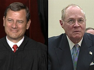 VIDEO: Audio: Supreme Court Chief Justice John Roberts announces constitutionality of Obamacare.