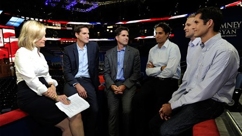 abc romney sons ll 120827 wblog LIVE Blog: Republican National Convention 2012