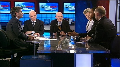 abc roundtable 2 jt 130303 wblog James Carville: Less Christie And More Palin Is A Good Day
