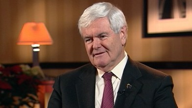 abc tapper gingrich 111201 wb Gingrich Tells ABC News: Im Going to Be The Nominee