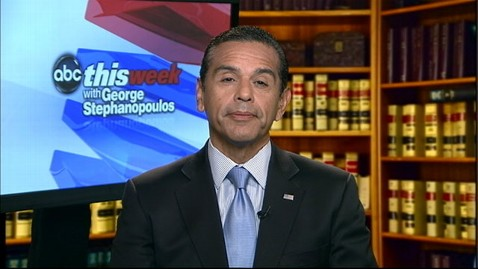abc this week antonio villaraigosa jt 120826 wblog Sunday Sound: Heard on This Week
