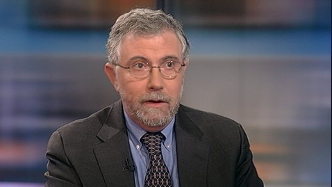 abc this week paul krugman jt 120909 wblog Paul Krugman: Paul Ryan Was Never a Man of Substance