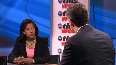 abc this week susan rice jake tapper 1 jt 120916 wblog Ambassador Susan Rice: U.S. Not Impotent in Muslim World