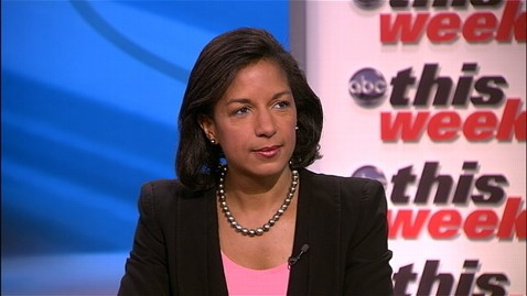 abc this week susan rice jt 120916 wblog Ambassador Susan Rice: Libya Attack Not Premeditated