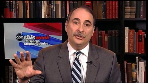 abc tw david axelrod jt 120506 wblog David Axelrod: Plenty of Enthusiasm for the Presidents Candidacy
