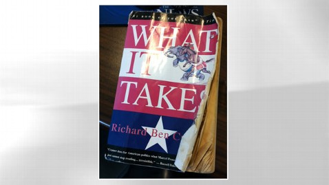 abc what it takes book jef 130108 wblog PM Note: NRA to Meet Joe Biden, Diane Sawyer and Gabbrielle Giffords, Remembering Richard Ben Cramer