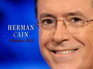 PHOTO: Stephen Colbert Super PAC ad