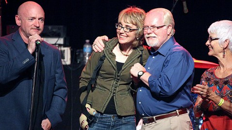 ap Gabrielle Giffords Ron Barber 2 jt 120610 wblog Ron Barber, Former Giffords Aide, Wins In Giffords Old District