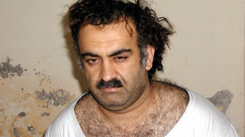 ap Khalid Sheikh Mohammed ll 120404 wblog 9/11 Plotters Defer Pleas at Guantanamo Bay Arraignment