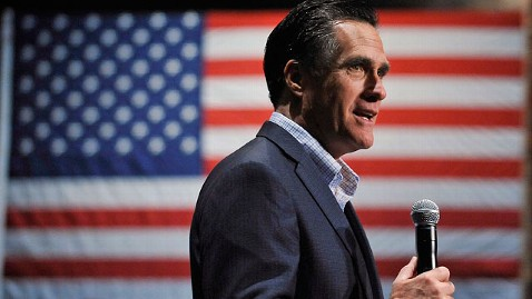 ap Mitt Romney jt 111217 wblog Romney Spends Big Bucks on Media Buys, Contact With Voters