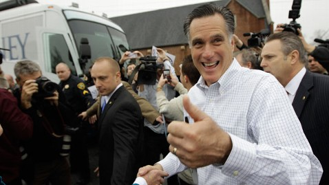 ap Mitt Romney tommys country ham house 120121 wblog No Mitt Romney, Newt Gingrich Throw Down at Tommys Ham House