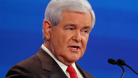 ap Newt Gingrich jt 111218 wblog Newt Gingrich Calls Mitt Romney Obama Lite, Little Food Stamp, and Rich Guy