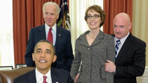 ap Obama Biden Giffords jt 120210 wblog Will Navy Name Ship for Gabby Giffords?