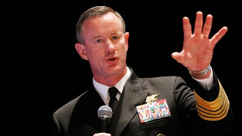 ap Special Operations McRaven nt 120207 wblog Navy SEAL Commander Advised to Get the Hell Out of the Media