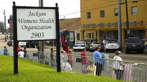 ap abortion clinic mr 120701 wblog Mississippis Only Abortion Clinic Survives, For Now