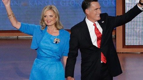 ap ann romney blue dress mitt rnc mn thg 120831 wblog Ann Romney: Our Love Is With Robin Roberts