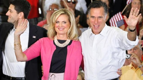 ap ann romney dm 120813 wblog Ann Romney Gets Secret Service Protection