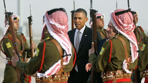ap barack obama jordan ll 130322 wblog Obama Warns Syria Could Become Enclave For Extremists