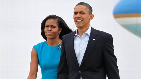 ap barack obama michelle obama ohio jt 120505 wblog President Obama, First Lady to Appear Together on The View