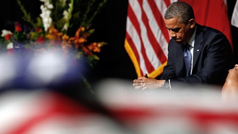 ap barack obama west memorial ll 130425 wblog Obama Tells Mourners America Needs Towns Like West