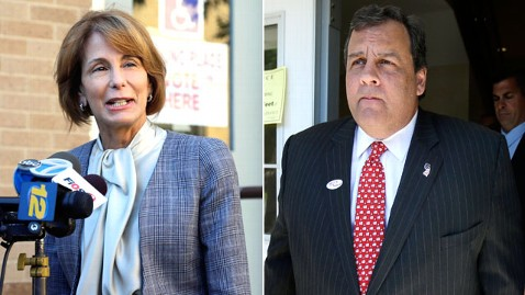ap barbara buono chris christie nt 130605 wblog Chris Christie Challenger Suffers Another Setback